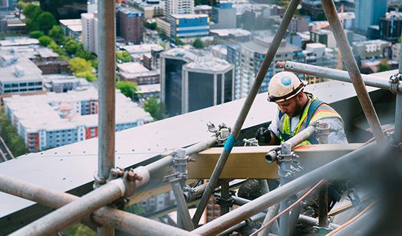 روش های اجرا و کنترل اتصالات در سازه های فولادی